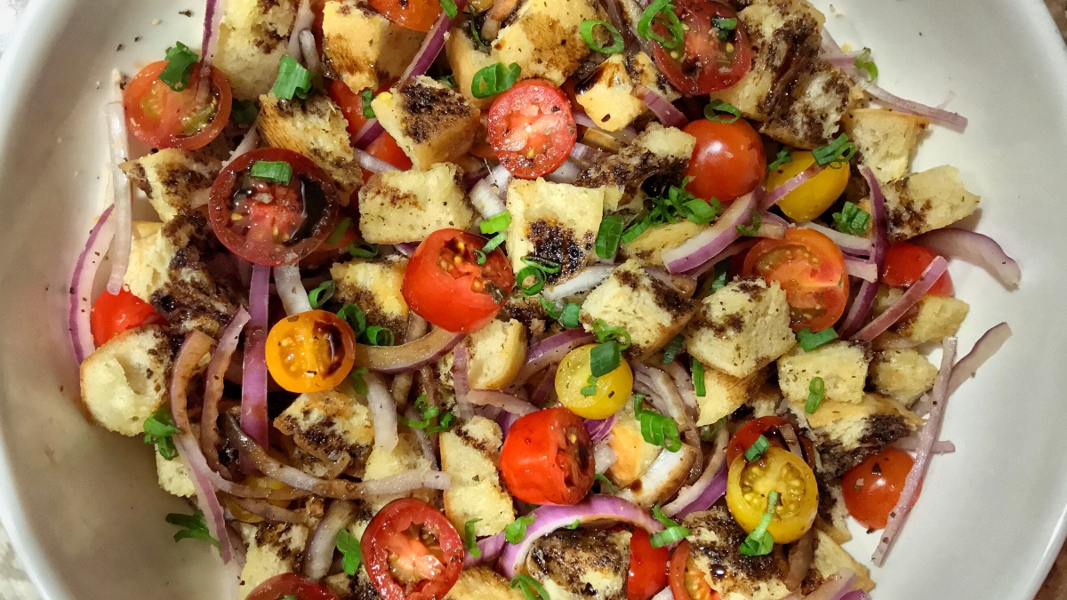 On The Side: EasyPanzanella