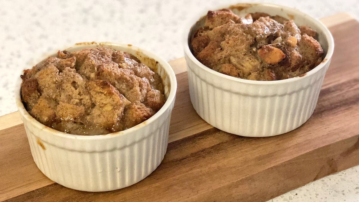 This Bread Pudding isBananas