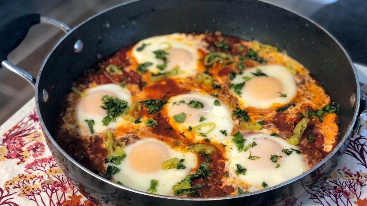 Eggs In Purgatory (With A FewFriends)