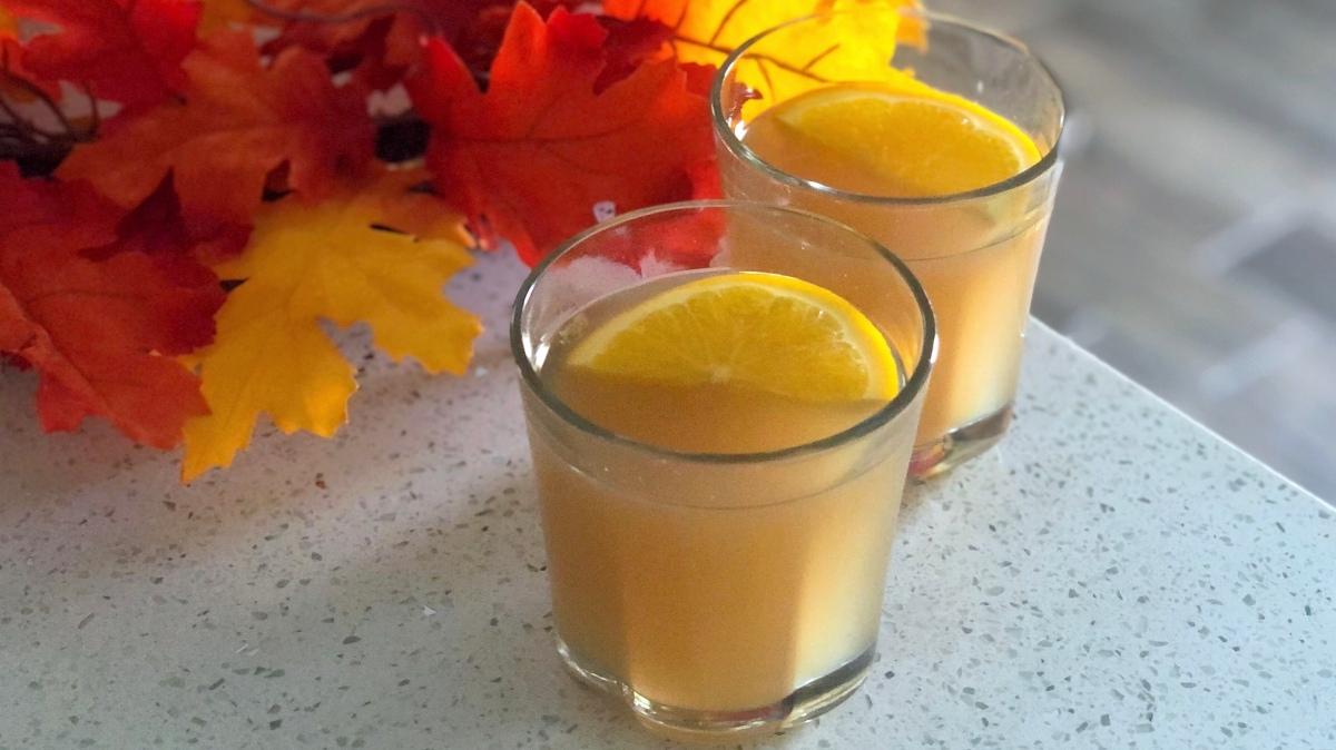 Autumnal Mulled Cider
